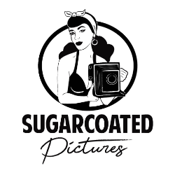 Sugarcoated Pictures logo